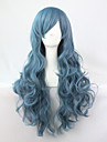 2015 vente chaude perruques long Anime Cosplay perruques synthetiques perruques de cheveux cosplay parti longues 70cm