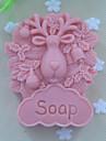 moutons animaux moule gateau savon moule de chocolat fondant de silicone, des outils de decoration ustensiles de cuisson