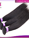 recta brasilena extension del pelo recto armadura del pelo pelo virginal brasileno sin procesar humana en venta