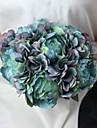 """10.2 """"hortensias artificiels de haute qualite et de pivoine bouquet artificiel pour le mariage et decoration 1 bouquet"""