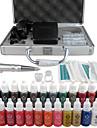Electrique Kit de maquillage Crayons a Sourcils Levres Eyeliners Machines de tatouage 5 Ligner rond 7 Plat