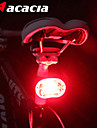 Eclairage de Velo / bicyclette / Lampe Arriere de Velo / Eclairage securite velo / Ecarteur de danger - / LED - Cyclisme Transport Facile