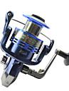 Fiskerullar Spinning Reels 4.5:1 10 Kullager VÄNSTERHÄNTSjöfiske / Flygfiske / Bait Casting / Isfiske / Spinning / Jigging fiske /