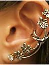 Cătușe pentru urechi Aliaj Argintiu Bronz Bijuterii Pentru Petrecere Zilnic 1 buc