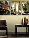 Horloge murale - Rectangulaire - Moderne/Contemporain - en Toile