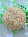 Crăciun floare minge desert decorator săpun mucegai tort de silicon de ciocolată fondantă mucegai, unelte decor bakeware