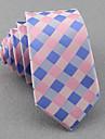 Legături (Pink , Poliester) Grilă/Forma gratuit
