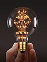 ecolight® Ecolite tm E27 3w conduit ampoule 3700K chaude grenier retro blanc Ampoule de style de l\'industrie de Edison (AC220 ~ 265V