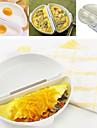 plast omelett våg spis form mikrovågsugn omelett kokare poach kök verktyg