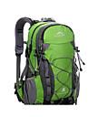 40 L Backpacker-ryggsäckar Camping / Klättring / Leisure Sports / Resa / Snow Sports Utomhus Vattentät / MultifunktionellGul / Röd /