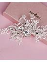 Women\'s Lace/Rhinestone/Crystal/Alloy Headpiece - Wedding/Special Occasion Headbands/Flowers 1 Piece