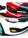 nyaste 2,5 m / rulle bil styling flera riktar universell front läpp stötfångare spoiler exteriör auto tillbehör