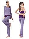 Course Pantalon / Ensemble de Vetements/Tenus Femme Manches longues Respirable Modal Yoga / Pilates / Fitness HaiYunLai Vetements de sport