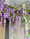 Une succursale Soie Violet Fleur de Table Fleurs artificielles