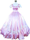 Steampunk®Light Purple Civil War Southern Belle Ball Gown Dress Victorian Dress Party Dress
