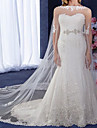 Wedding / Party/Evening Tulle Capes Sleeveless Wedding  Wraps