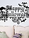 Halloween autocolante de perete de arta decalcomanii decorare de Halloween