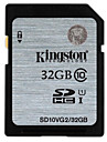original kingston 32gb klass 10 SDHC SD-minneskort UHS-1 30mb / s sd10v / 32gb