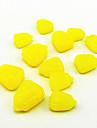 100 st Mjukt bete / Fiskbete Mjukt bete Blandade färger 0.042 g/<1/18 Uns mm tum,Silikon Färskvatten Fiske / Karpfiske / Generellt fiske