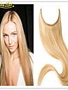 brasilianskt hår av högsta kvalitet klass 8a hårförlängning verkliga remy hår flip i hårförlängningar