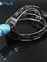 Belysning Pannlampor / Strålkastare Straps LED 2000 Lumen 3 Läge Cree XM-L T6 18650 Justerbar fokus / Laddningsbar / Zoombar