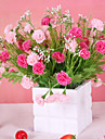 Polyester Nejlika Konstgjorda blommor
