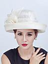 כובעים כיסוי ראש נשים חתונה / אירוע מיוחד / קז\'ואל / חוץ פוליאסטר / פשתן חתונה / אירוע מיוחד / קז\'ואל / חוץ חלק 1