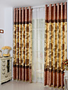 Style made to order curtain for living room window curtains for bedding room curtain cloth cortina pano home