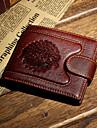 Herr-Koskinn-Formell / Ledig / Professionell användning / Shopping-Plånbok / Kort- och ID-hållare / Börs
