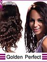 obearbetade brasiliansk fullt spets människohår peruker förkroppsligar vinkar jungfru hår med baby hår för svarta kvinnor