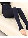 Feminin Culori Mate Legging,Bumbac Catifea Gros