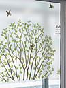 Autocollant de fenetre - Contemporain - Decoration artistique
