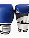 Boxningshandskar Handskar Barns Bärbar / Stötsäker / Lättvikt Boxing PU / Polyester Röd / Blå