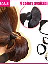 3pc / lot corde elastique de cheveux des femmes headband accessoires pour cheveux de cheveux de corde titulaire bracelet en queue de