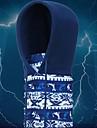 Masque de protection contre la pollution Cyclisme Respirable / Garder au chaud / Pare-vent / Resistant a la poussiere Femme / HommeRouge