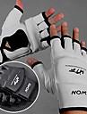 Boxing Gloves Fingerless Gloves Women\'s / Men\'s Breathable Boxing PU White / Black
