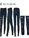 Course / Running Pantalon/Surpantalon / Bas Femme Antistatique / Limite les Bacteries / Elastique / Doux / Anti-transpirationNylon /