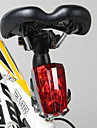 Bicycle Rear Tail Light Outdoor Nation Waterproof Bicycle Rear Tail Light Lamp with 2 Laser Beams and 5 LED