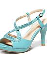 similicuir sandales femmes aokang® - 132811564