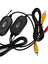 2.4GHZ RCA Wireless Transmitter Receiver Kit for Car Rearview Camera