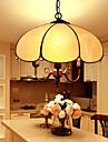 Modern / Traditionell/Klassisk / Rustik/Stuga / Vintage / Kontor/företag / Utomhus Flush Mount Lights Glas Hängande lamporLiving Room /