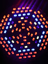 Dekorativ Parglödlampa , E26/E27 80 W 78 SMD 5730 8000 LM Kallvit / Röd / Blå / Rosa / UV / Violett / Orange AC 85-265 V