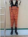 Sport Dam Sport Klädesset/Kostymer Vattentät Håller värmen Isolerad Bärbar Helt vattensäker (20,000mm+) Anti-Halk OrangeS M L XL XXL 6 8