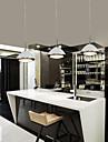 Vedhæng Lys LED Moderne / Nutidig Stue / Spisestue / Køkken Metal