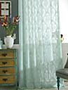 två paneler matsalen europa typ landsbygden stil ihåliga ut mönster vardagsrum sovrum gasväv skugga