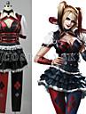 Inspirerad av Cosplay Cosplay Video Spel Cosplay Kostymer/Dräkter cosplay Suits Färgblock Kort ärm Topp / Kjol / Mer accessoarer