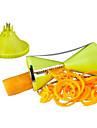 Frukt- och grönsaksskärare Rostfritt stål / ABS ,