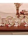 Reșină Decoratiuni nunta-4buc / Set Primăvară Vară Toamnă Iarnă Nepersonalizat