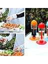 sticla de ulei BBQ bucătărie portabil prinkling poate sticle de sos de condimente cutii oțet de soia apăsați culoare aleatorii de evacuare