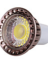 9W GU10 Spot LED MR16 1 COB 850 lm Blanc Chaud Blanc Froid Gradable Decorative AC 100-240 AC 110-130 V 1 piece